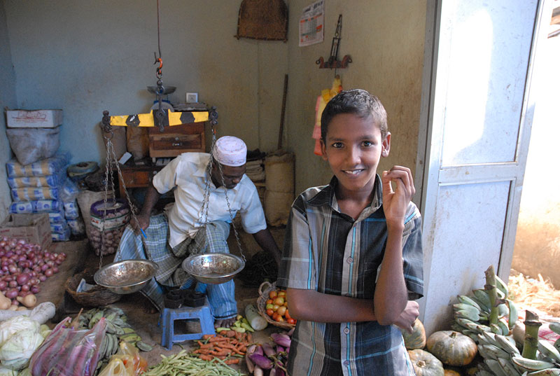 Market Boy, Alexandra Bosbeer